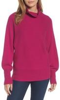 Halogen Women's Blouson Sleeve Sweater