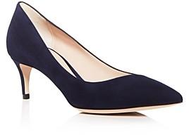 Giorgio Armani Women's Decolette Pointed-Toe Pumps