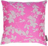 Clarissa Hulse Virginia Creeper Cushion - 45x45cm - Neon/Pebble