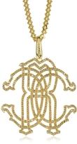 Roberto Cavalli RC Icon Pendant Necklace