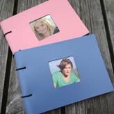 Artbox Personalised Leather Keepsake Book