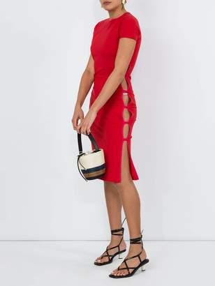 Marcia red tchikiboum dress