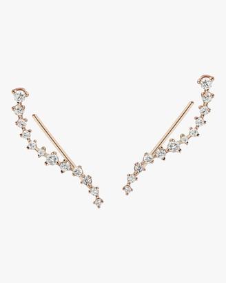 Swell Diamond Ear Climbers