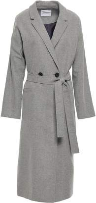 American Vintage Melange Virgin Wool-blend Coat