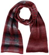 GREY DANIELE ALESSANDRINI Oblong scarf