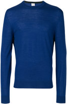 Paul Smith crew neck knitted sweatshirt