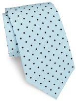 Dolce & Gabbana Dotted Silk Tie