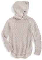 Tucker + Tate Toddler Girl's Hooded Sweater