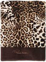 Roberto Cavalli Bravo Cotton Beach Towel