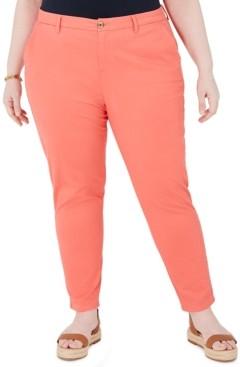 Tommy Hilfiger Plus Size Hampton Chino Pants