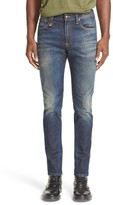 R 13 Men's Skate Slim Fit Jeans