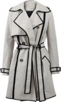 Lanvin Macintosh Trench Coat
