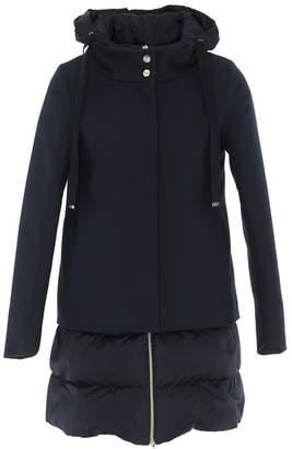 Herno Layered Puffer Coat