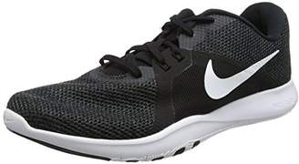 Nike Women's Flex Tr 8 Running Shoes, Black/Anthracite/White 001, 36.5 EU