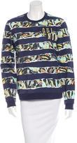 Kenzo Printed Crewneck Sweatshirt w/ Tags