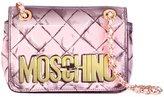Moschino trompe-l'oeil shoulder bag