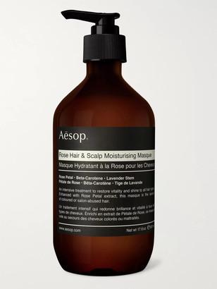 Aesop Rose Hair & Scalp Moisturising Masque, 500ml