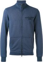 Woolrich logo sports jacket - men - Cotton - M