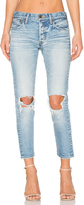 Moussy Latrobe 2 Distressed Skinny