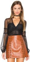 Bardot Lily Lace Bodysuit