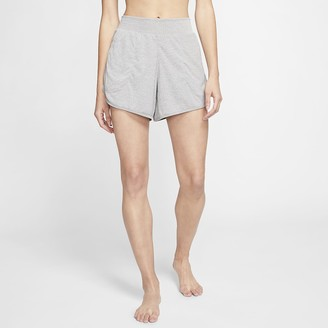 Nike Women's Ribbed Shorts Yoga