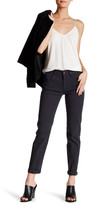 Helmut Lang Skinny Stretch Ankle Jean
