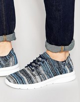 Vans Iso 1.5 Trainers In Blue V4o1iev