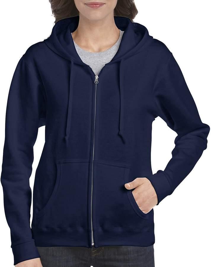 c2410fe2a18c3 Women's Full Zip Hooded Sweatshirt