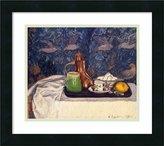 Amanti Art Framed Art Print 'Teapot' by Camille Pissarro