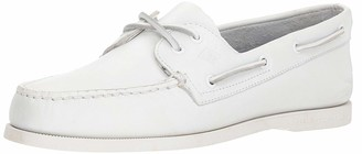 Sperry mens A/O 2-eye Suede Boat Shoe