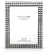 Bloomingdale's Argento Sc 4 x 6 Double Stud Frame