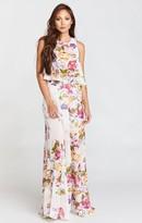 MUMU Princess Ariel Ballgown Maxi Skirt ~ Best Friend Floral