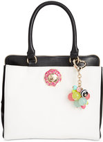 Betsey Johnson Triple Donut Satchel, A Macy's Exclusive Style
