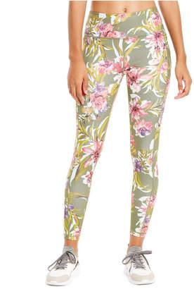 Ideology Floral-Print Leggings