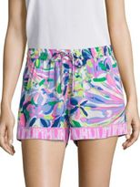 Lilly Pulitzer Katia Printed Shorts