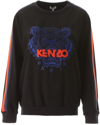 Kenzo Tiger Embroidered Sweater