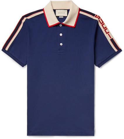 daa77c766 Gucci Polo Shirts For Men - ShopStyle Canada