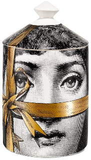 Fornasetti 300g Regalo Gold Scented Candle