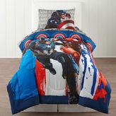Marvel Captain America Civil War Twin Comforter