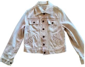 Current/Elliott Current Elliott Pink Cotton Jackets