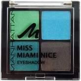 Manhattan Miss Miami Nice Quattro Eyeshadow Palette