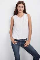 Charlene Linen Knit Tank