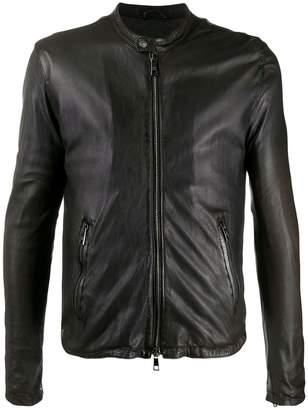 Giorgio Brato fitted moto jacket