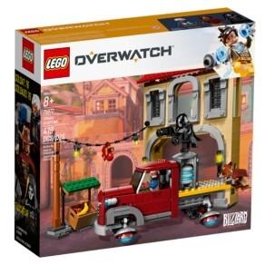 Lego Dorado Showdown 75972