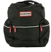 Hunter Women's Green Fabric Backpack.