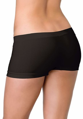 Leg Avenue Women's Seamless Boyshorts