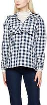 Peter Jensen Women's Pocket Anorak Jacket,(Manufacturer Size:Medium)