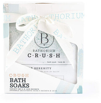 Bathorium Six Pack CRUSH Bath Gift Set