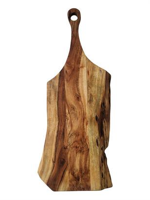 BIDKhome Acacia Wood Live Edge Cutting Board