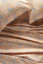 Anthropologie Joyce Floral Sheet Set